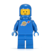 Classic Lego Spaceman